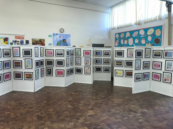 Arts Mark picture gallery